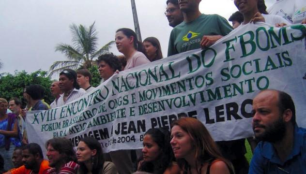 XVIII ENCONTRO NACIONAL DO FBOMS (2004)